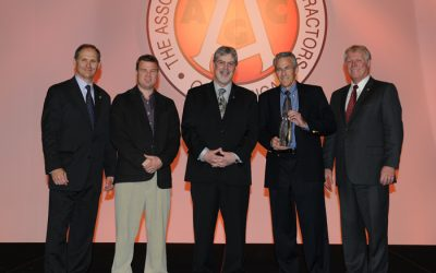 2014 National Construction Safety Excellence Award Winner