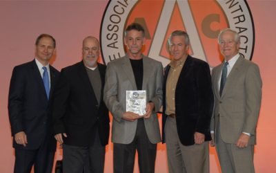 RQ Awarded 2nd Place in National AGC Competition