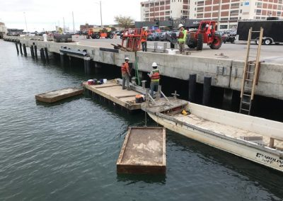 Electrical Repairs of Piers 2, 6, 7, and 11